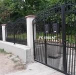 метални огради 16